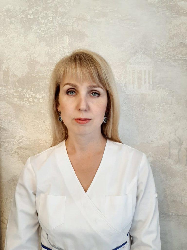 Сметанина Дарья Александровна